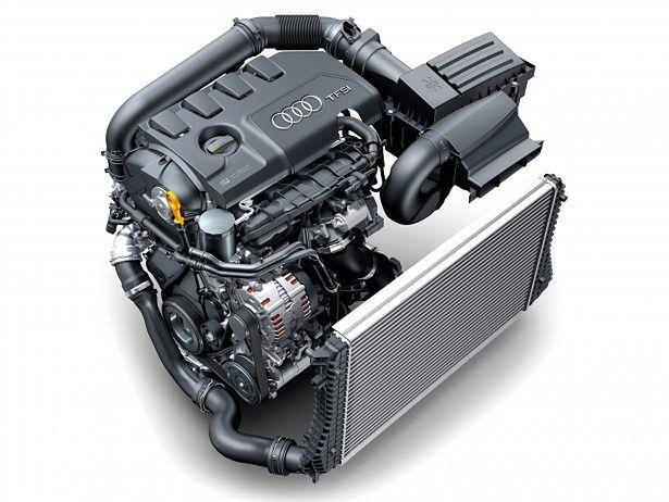 Silnik Audi 2.0 TFSI