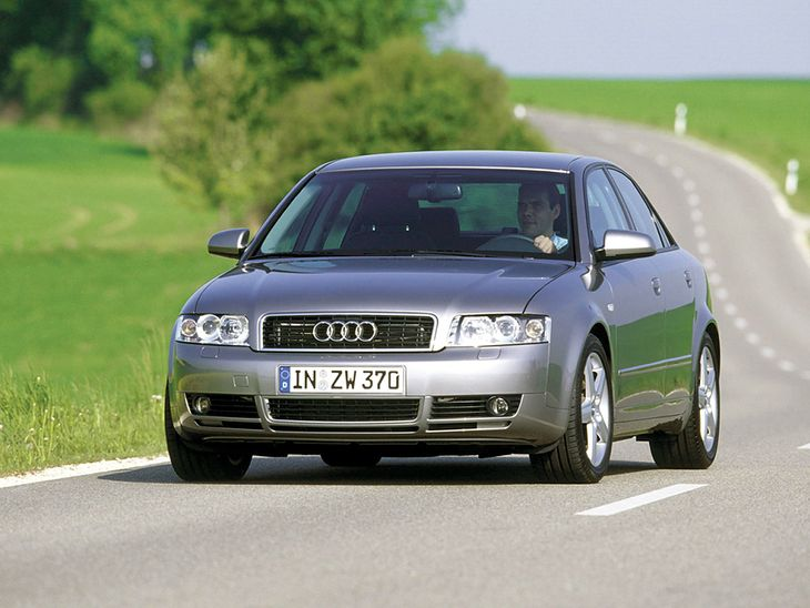 Internetowy Samochód Roku 2015 Wg Otomoto Audi A4 B6 Ulubieńcem