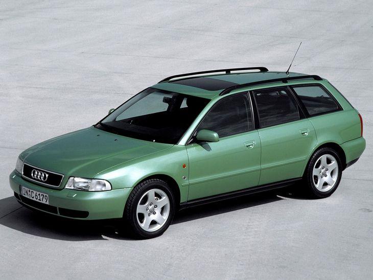 Używane Audi A4 B5 1994 2001 Opinie Awarie Problemy Usterki