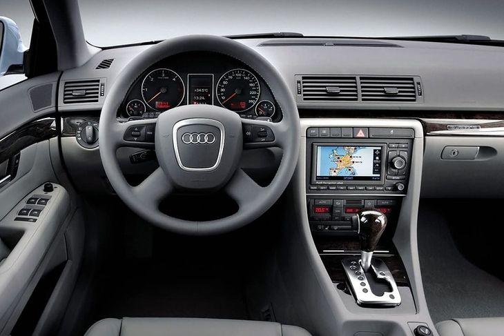 Używane Audi A4 B7 2004 2009 Opinie Awarie Problemy Co Się