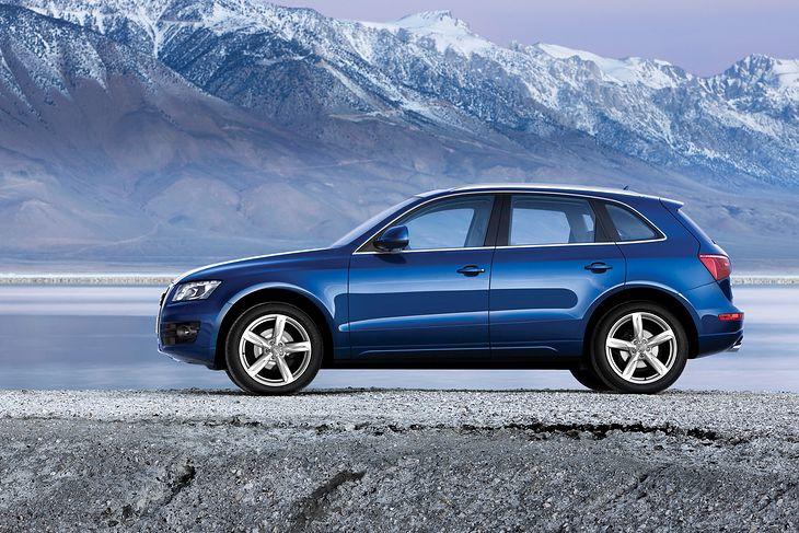 Używane Audi Q5 8r 2008 2017 Opinie Porady Awarie Problemy