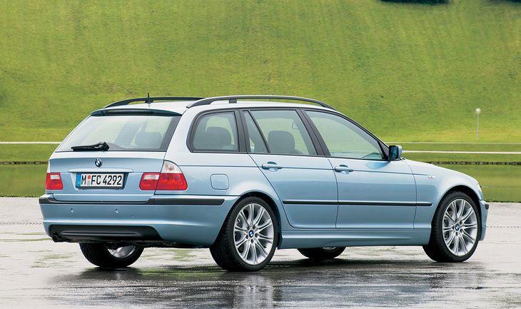BMW Serii 3 jest faworytem Marcina, ale rozważa też zakup Audi A4