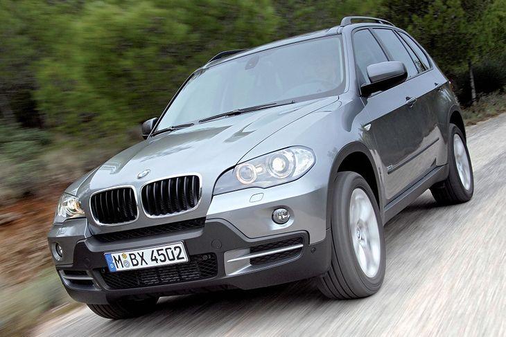 Używane, popularne SUV-y premium. Który z nich jest najlepszy? - BMW X5 E70 [2006-2013 ...