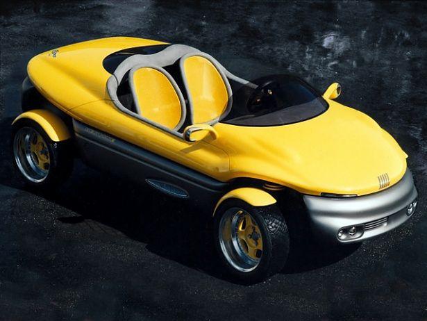 1992 Fiat Cinquecento RUSH