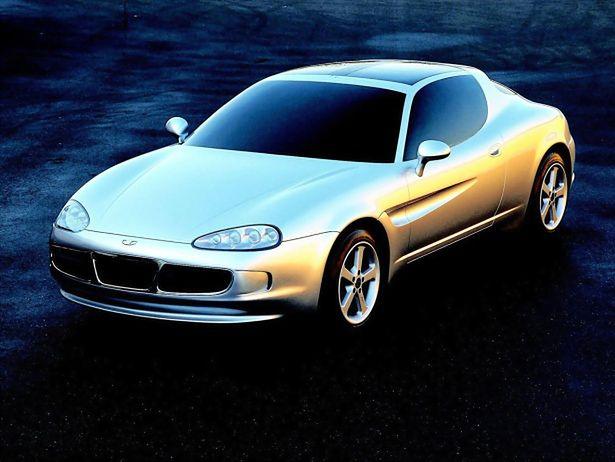 1995 Daewoo Bucrane