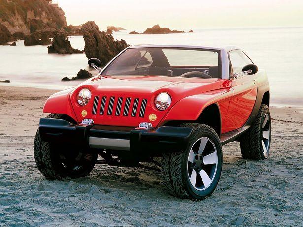 1998 Jeep Jeepster
