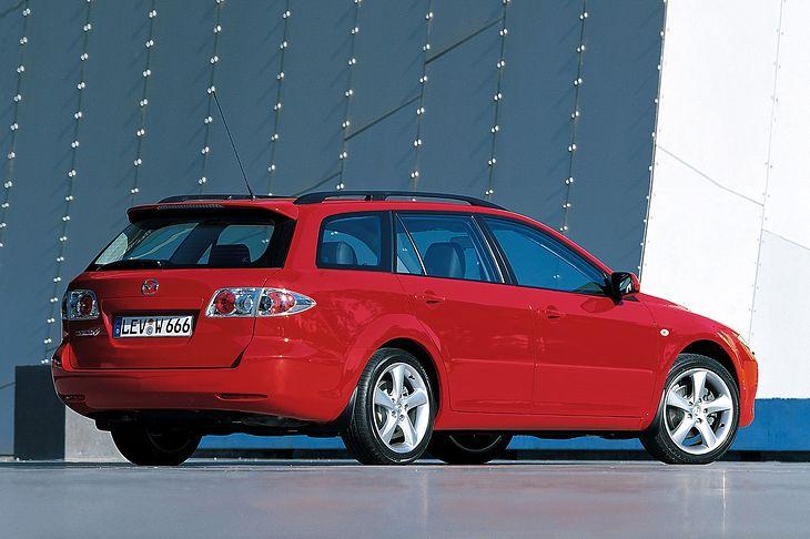 Mazda 6 Wagon GY