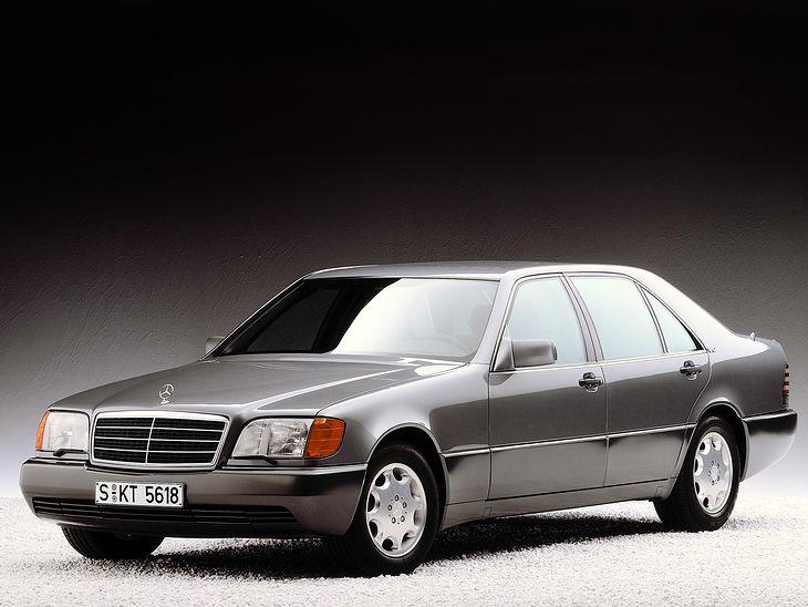 V12 to za mało? Mercedes pracował nad silnikiem W18