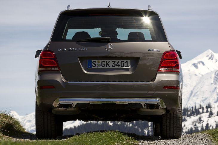 Mercedes GLK 220 CDI 4Matic BlueEfficiency był produkowany w latach 2012-2015. Okazuje się, że oprogramowanie silnika oszukiwało podczas pomiarów.