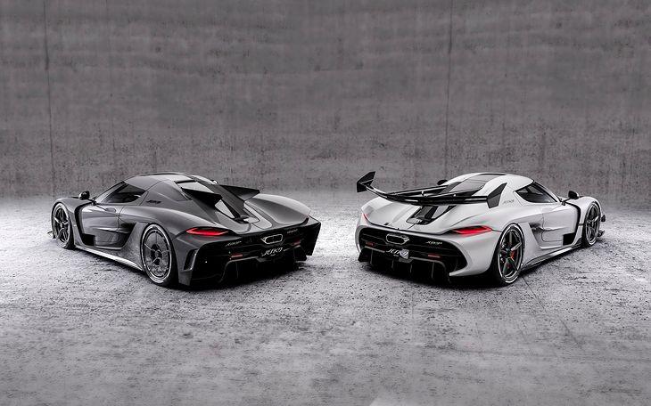 Koenigsegg Jesko może być napędzany paliwem pozyskiwanym z wulkanów
