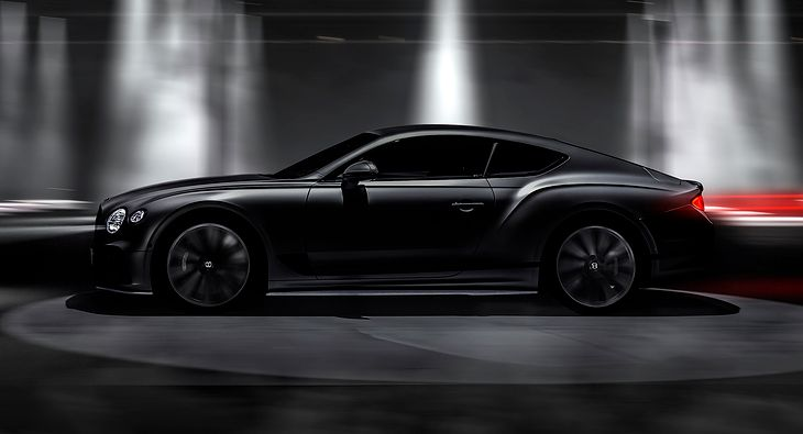 Continental GT Speed połączy luksus i osiągi w jednym.
