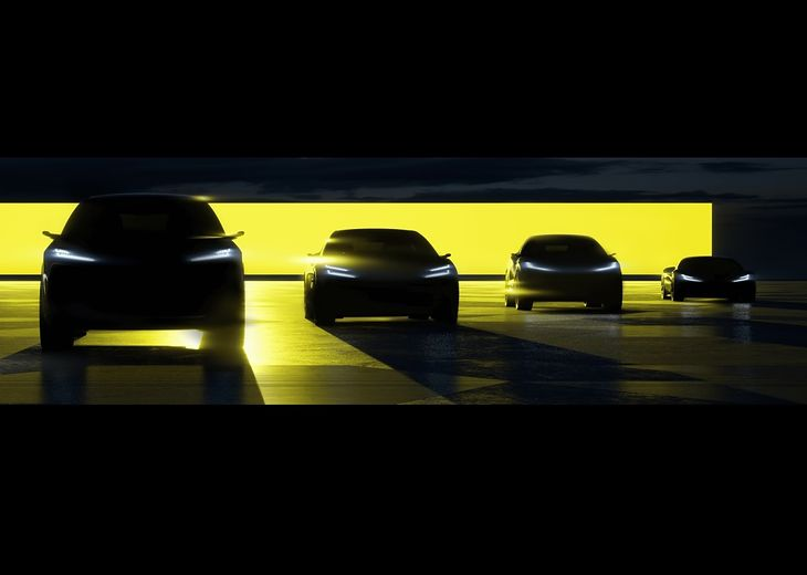 W ciągu najbliższych lat Lotus wprowadzi na rynek 4 nowe auta elektryczne