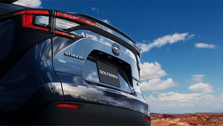 Subaru Solterra (2021)