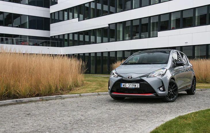 Toyota Yaris w pierwszym półroczu 2020 roku była ulubieńcem klientów indywidualnych