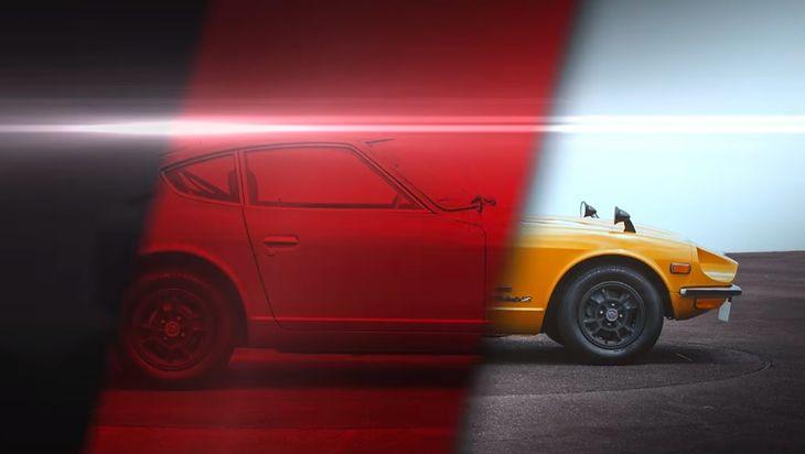 Nowy Nissan Z Proto ma być mieszanką historycznych kształtów i nowoczesnej techniki.