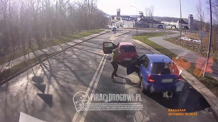 Agresja na drodze jest coraz częstszym zjawiskiem