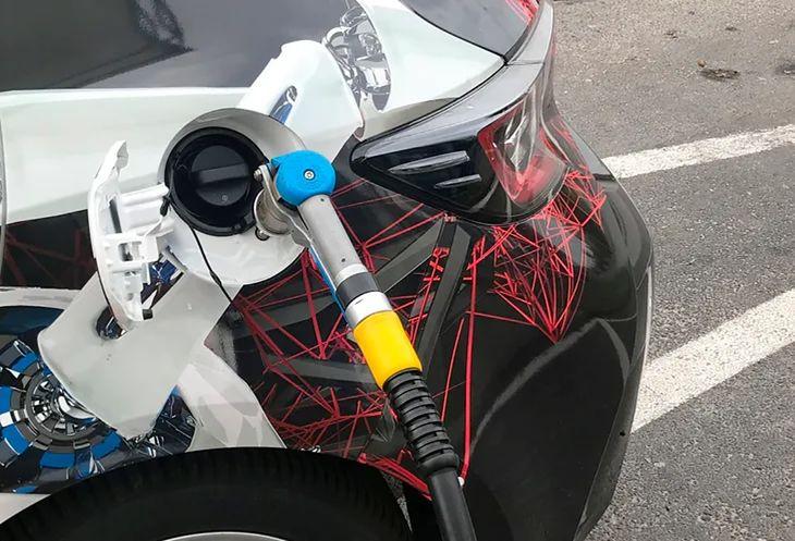 Względem 2018 roku zanotowano 3-procentowy wzrost liczby aut z instalacją LPG