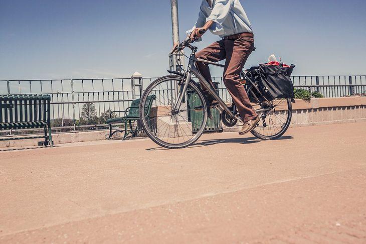 Piękny rower na licencji Creative Commons