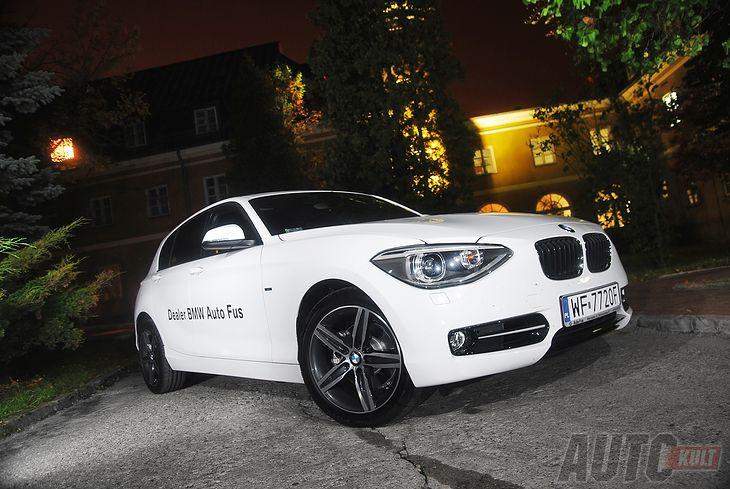 BMW 1 F20 120d (fot. Paweł Kaczor)