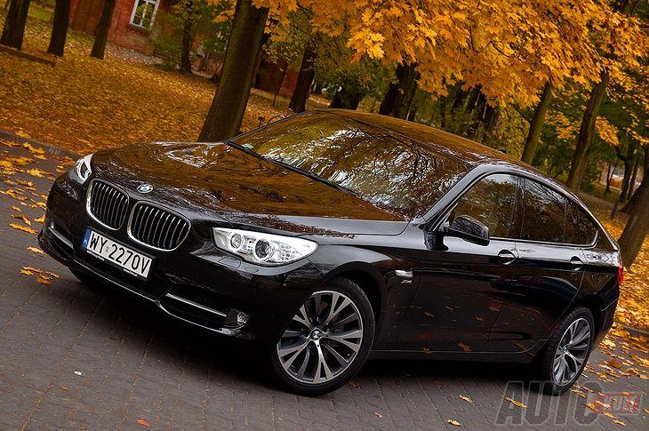 BMW 535xd GT (Fot. Marcin Pogorzelski)