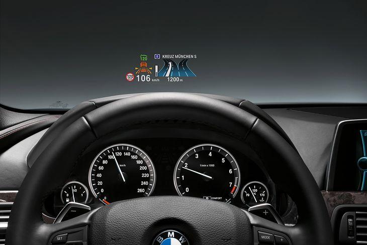 BMW-HUD