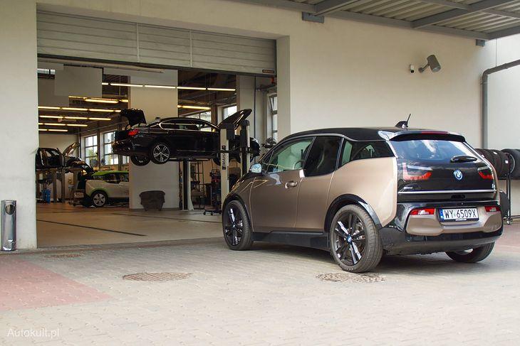 Serwis samochodów elektrycznych jest tani i szybki