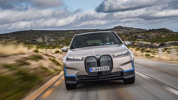 BMW iX będzie dostępne wyłącznie z napędem elektrycznym
