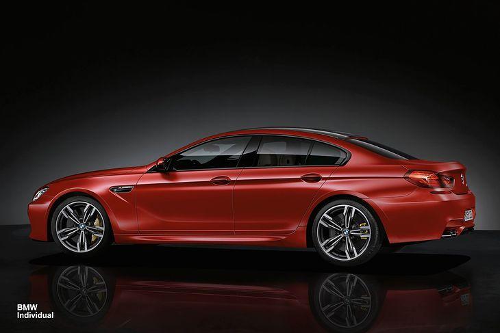 BMW M6 Gran Coupé BMW Individual