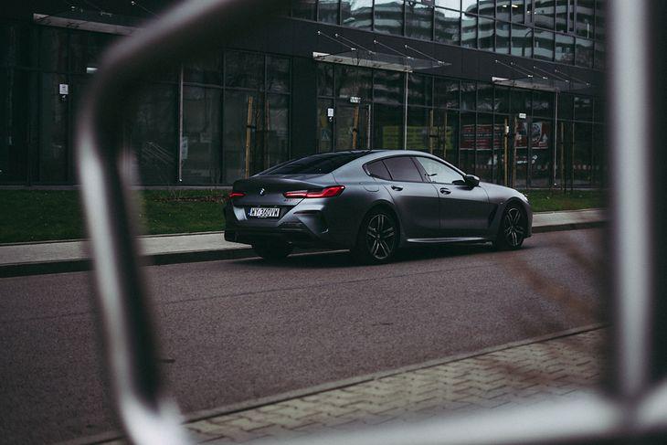 BMW M850i Gran Coupe (2021)