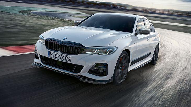 Seryjne BMW z pakietem M-Performance stanowi zapowiedź tego, czego powinniśmy spodziewać się po M3.