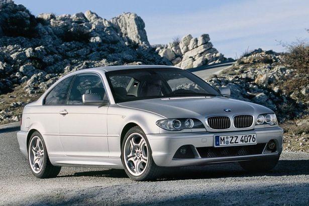 BMW Serii 3 Coupe