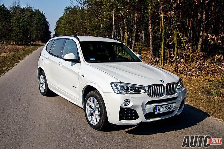 BMW X3 (F25) to świetne auto do jazdy, a 6-cylindrowy silnik Diesla jest rewelacyjny. Niestety naprawy tego modelu są dość częste i drogie.