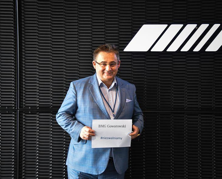 Bogdan Goworowski, Prezes Zarządu BMG