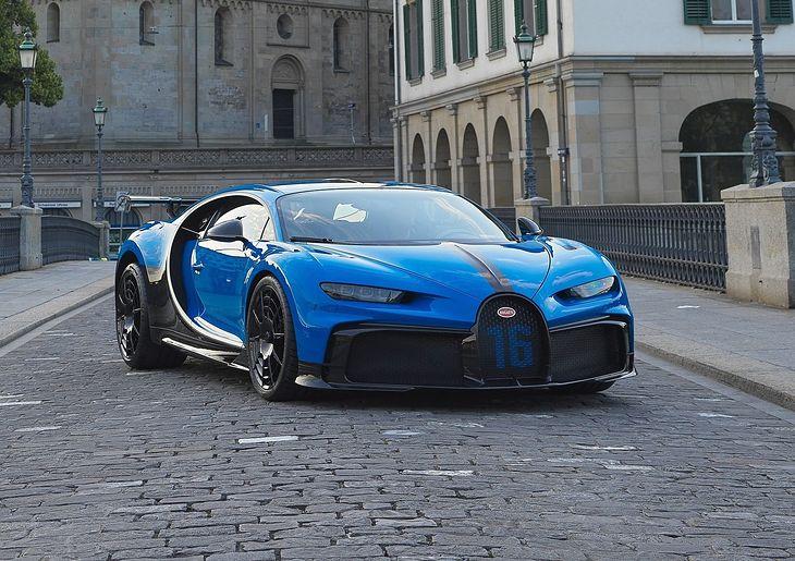 Przyszłość Bugatti stoi pod znakiem zapytania.