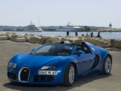 galeria dnia bugatti veyron grand sport. Black Bedroom Furniture Sets. Home Design Ideas