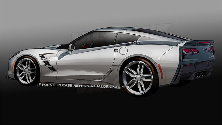 2014 Chevrolet Corvette C7 ZR1