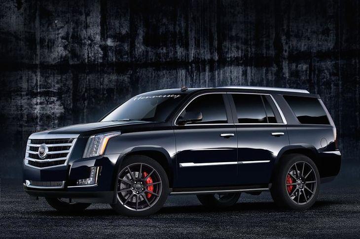 Cadillac Escalade według Hennesseya