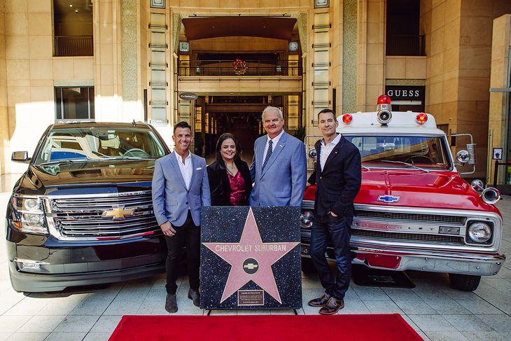 Chevrolet Suburban zagrał w ponad 1750 produkcjach filmowych i serialowych przez blisko 70 lat
