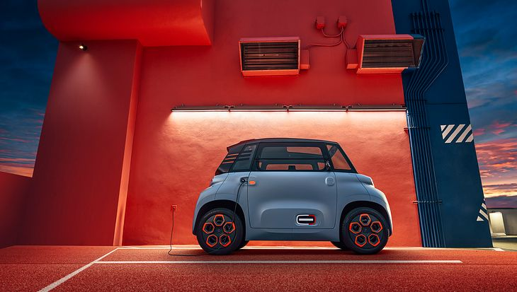 Citroën Ami ma być dostępny już od 6000 euro