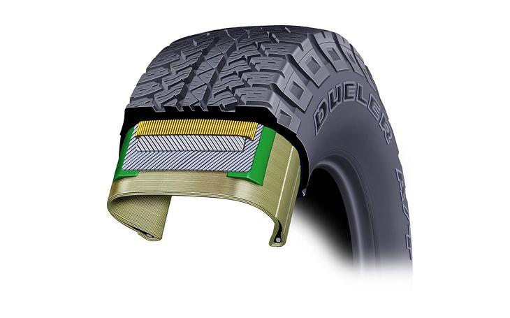 Opona radialna Bridgestone