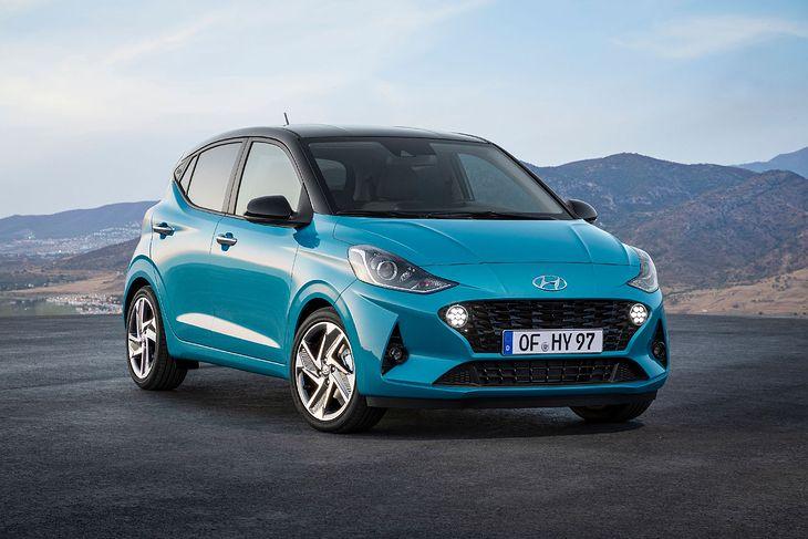 Nowy Hyundai i10 zdecydowanie może się podobać.