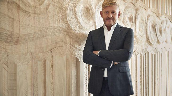 Wayne Griffiths pracuje dla koncernu Volkswagena od 1989 roku.