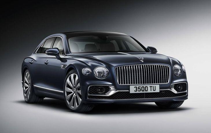 Flying Spur wygląda kontrowersyjnie. Tak jak każdy nowy Bentley.