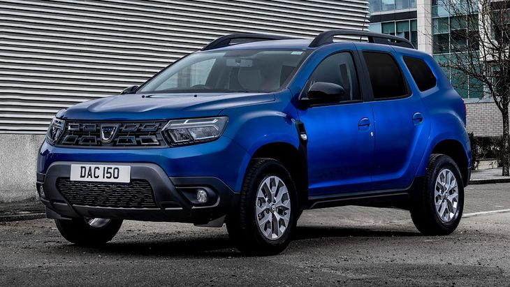 Dacia Duster Commercial (2021)