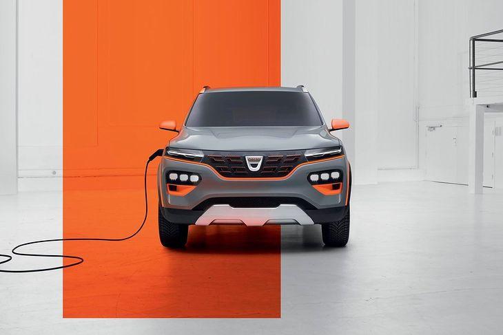 Na razie to tylko samochód koncepcyjny, ale uważam, że wersja produkcyjna będzie wyglądała prawie tak samo.