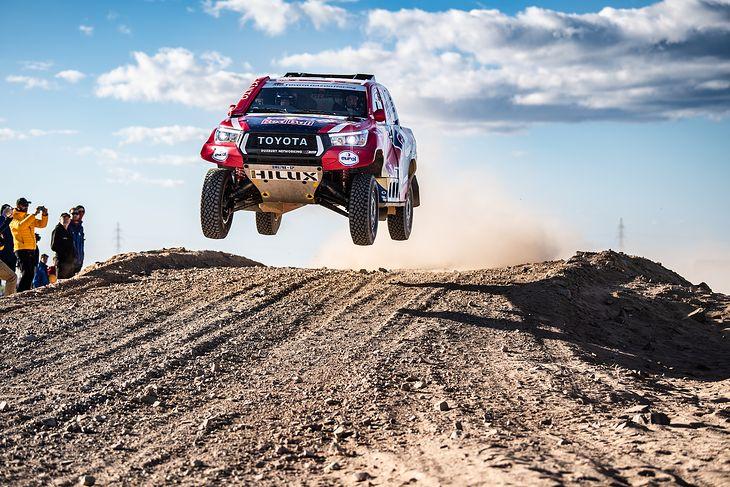 Rajdowa Toyota Hilux