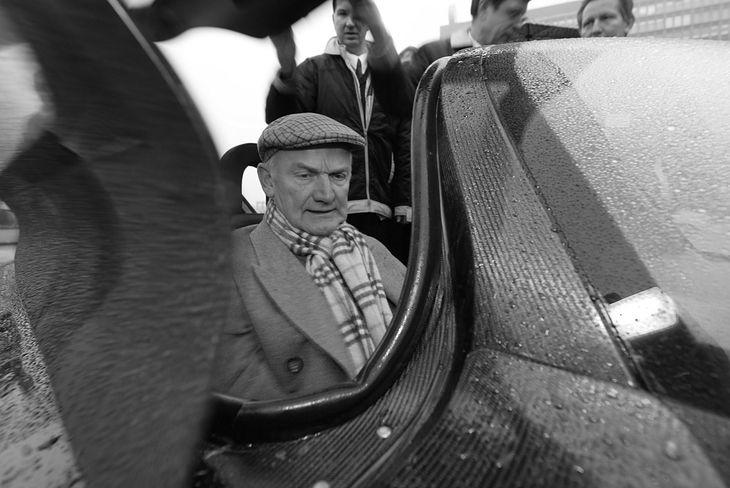 Ferdinand Piech (fot. Volkswagen)