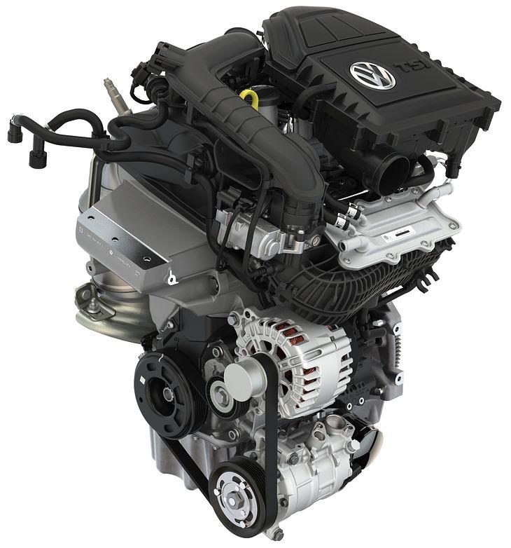 Silnik 1.0 TSI Volkswagena