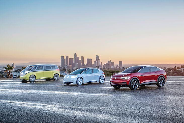 Nowa rodzina samochodów elektrycznych Volkswagena. Pomogą nam w wydawaniu pieniędzy