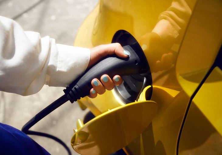 Z zapowiedzi wynika, że nowy Volkswagen e-up! będzie oferowany m.in. w żółtym